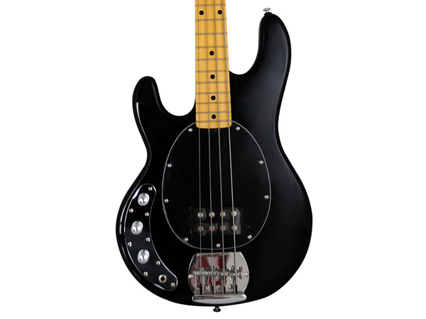 STERLING BY MUSIC MAN Stingray Ray4 Black (Left handed)