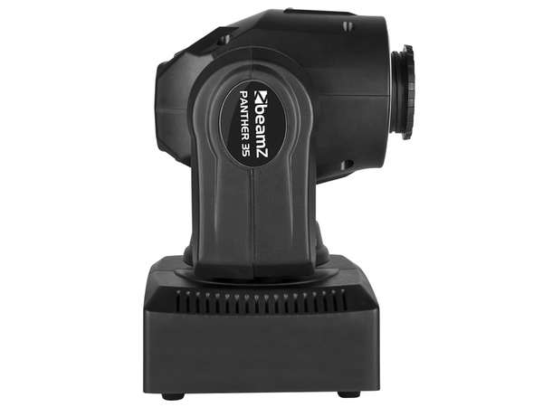 BEAMZ Panther 35 Led Spot Moving Head with Led Ring