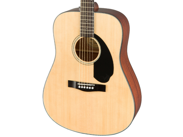 FENDER CD60S Dreadnought WN Natural