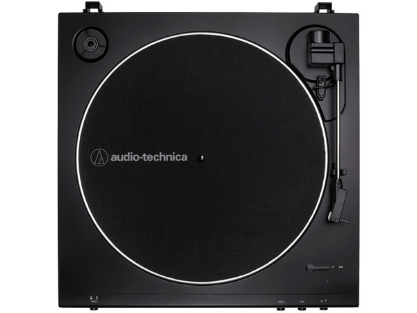 AUDIO TECHNICA AT-LP60X USB Gunmetal / Black