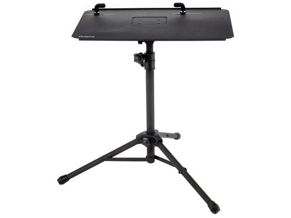 roland sspc1 laptop stand w tripod base strumenti musicali net. Black Bedroom Furniture Sets. Home Design Ideas