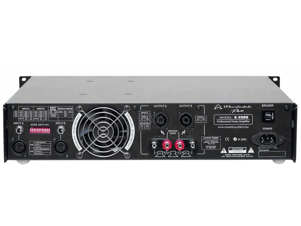 WHARFEDALE S1500 Power Amplifier