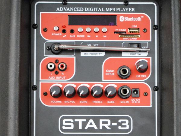 TECHNOSOUND Star3