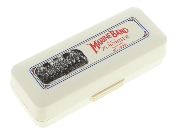 HOHNER Marine Band Classic 1896 C (DO)