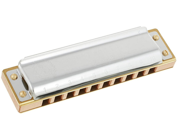 HOHNER Marine Band Deluxe C (DO)