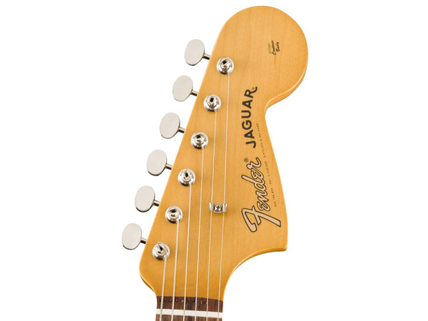 FENDER Vintera 60s Jaguar PF 3-Color Sunburst