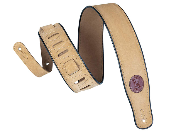 LEVY'S MSS3-Tan Guitar Strap