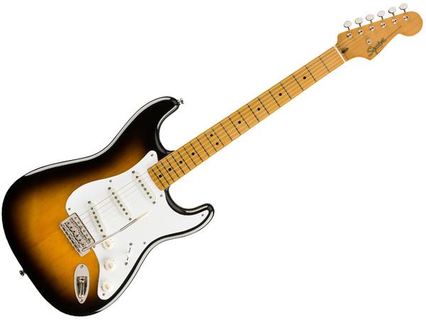 FENDER Squier Classic Vibe 50s Stratocaster MN 2-Color Sunburst