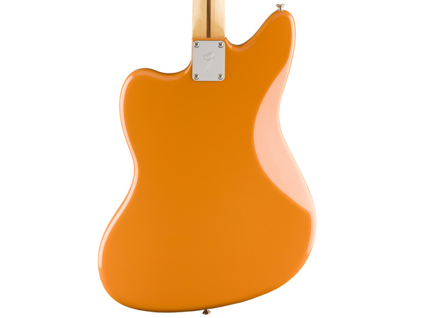 FENDER Player Jaguar PF Capri Orange