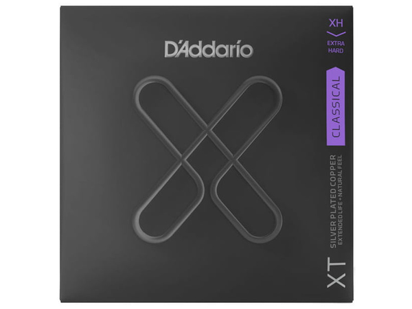 D'ADDARIO XTC44 Silver Plated Copper Extra Hard Tension