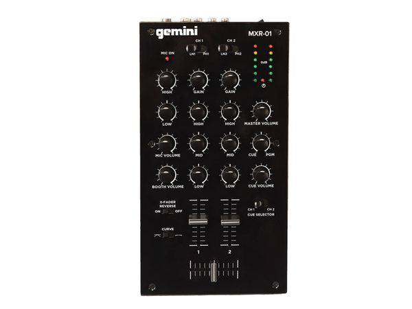GEMINI MDJ-500 Performance Pack B-Stock