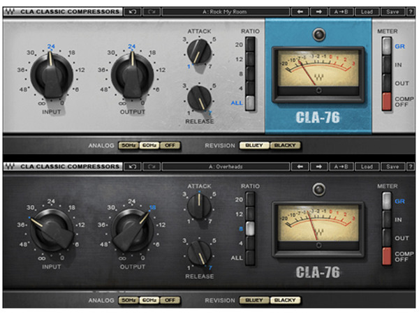 WAVES CLA Classic Compressors - Native