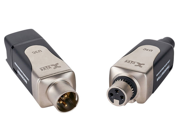 XVIVE U3C Wireless System for Condenser Microphone