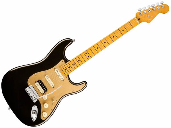 FENDER AM ULTRA Stratocaster HSS MN Texas Tea