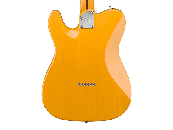 FENDER AM ULTRA Telecaster MN Butterscotch Blonde