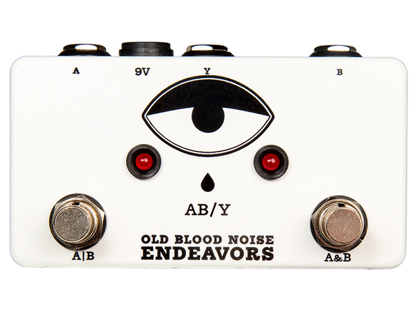 OLD BLOOD NOISE OBNE AB/Y Switcher