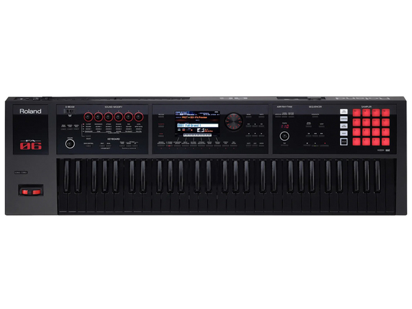 ROLAND FA-06B Total Black - Limited Edition