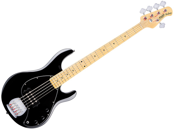 STERLING BY MUSIC MAN Stingray Ray5 5 Black