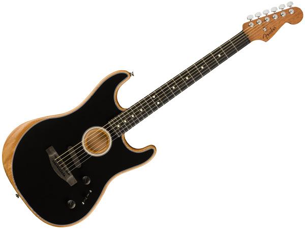 FENDER Acoustasonic Stratocaster Black