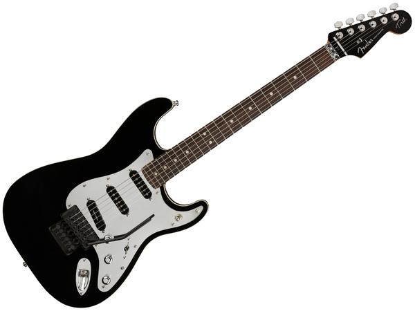 FENDER Tom Morello Stratocaster RW Black