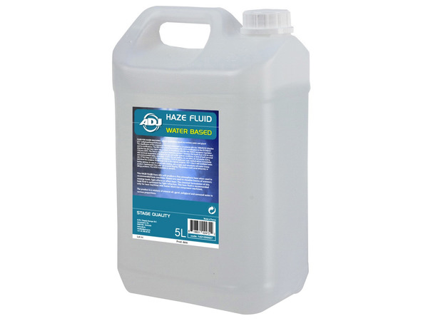 AMERICAN DJ Haze Fluid 5L Water Based