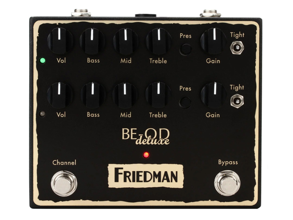 FRIEDMAN BE-OD Deluxe Overdrive