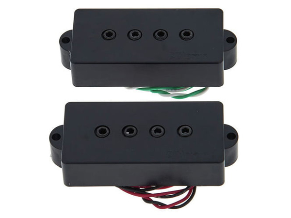 DIMARZIO DP122BK Model P Black