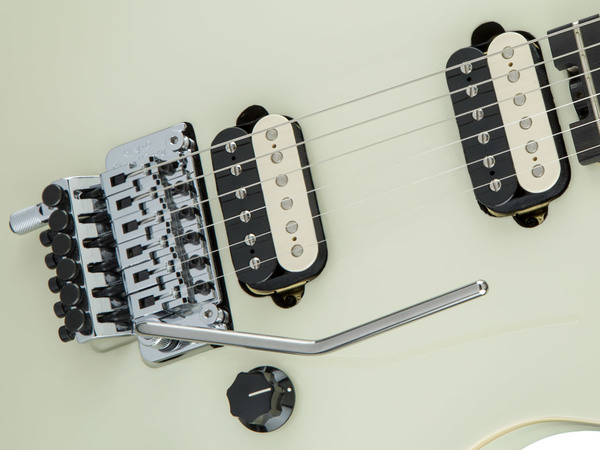 EVH Wolfgang Special FR EB Ivory