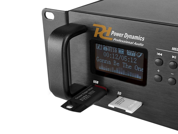 POWER DYNAMICS PDV240MP3