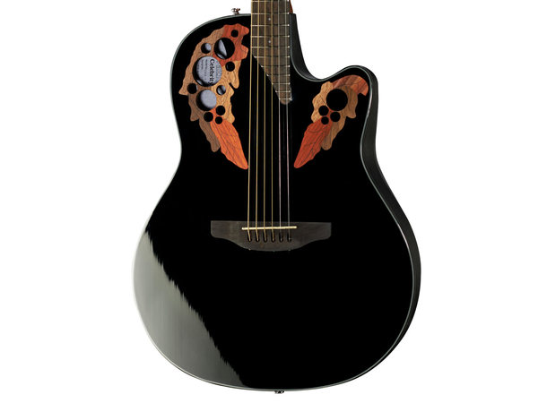 OVATION CE44-5 Celebrity Elite Black