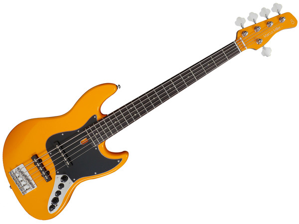 MARCUS MILLER V3 5 Mahogany Orange (2nd Gen)