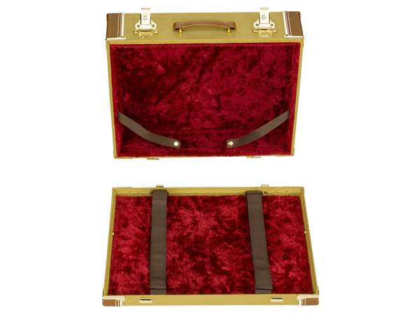 FENDER Tweed Pedalboard Case Small