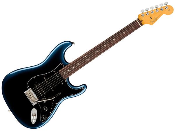 FENDER American Professional II Stratocaster HSS RW Dark Night