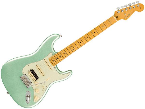 FENDER American Professional II Stratocaster HSS MN Mystic Surf Green