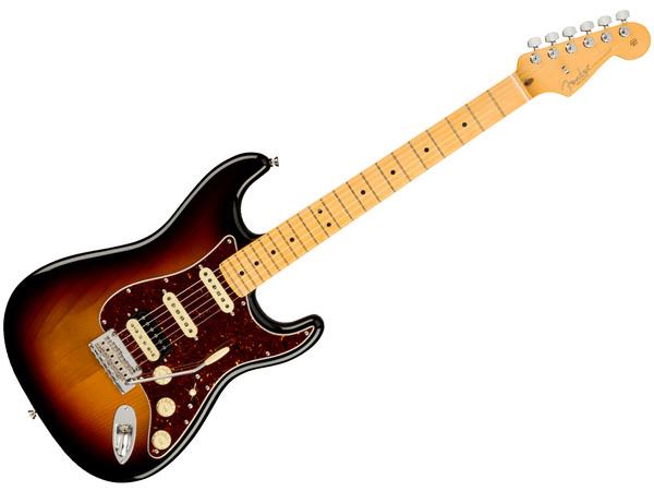 FENDER American Professional II Stratocaster HSS MN 3-Color Sunburst