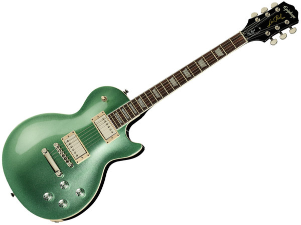 EPIPHONE Les Paul Muse Wanderlust Green Metallic