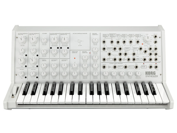 KORG MS-20 FS White Special Edition