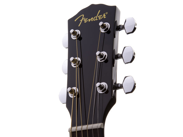 FENDER CD60 V3 Black + Case Rigido