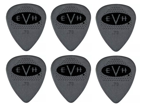 EVH Signature Picks Gray/Black 0,73mm