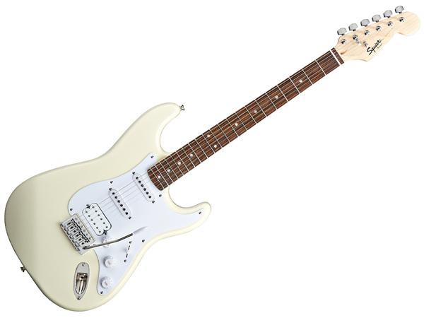 FENDER Squier Bullet Stratocaster Tremolo HSS LRL Arctic White