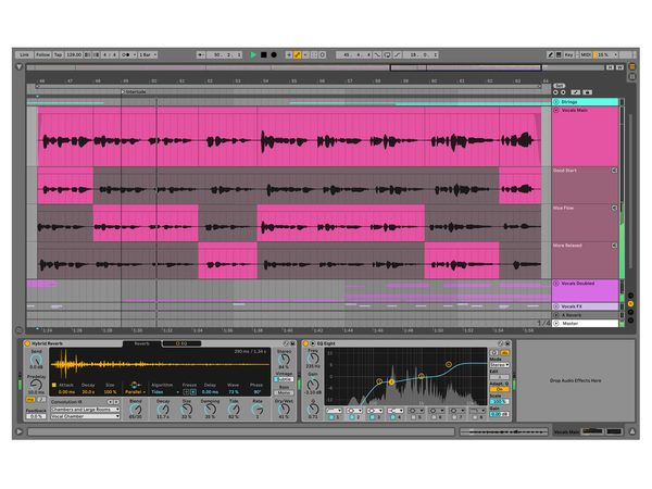 ABLETON Live 11 Upgrade from Lite (download)