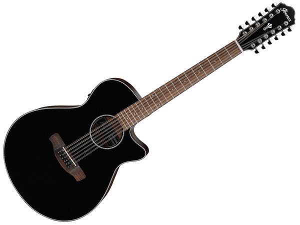 IBANEZ AEG5012 BKH Black High Gloss