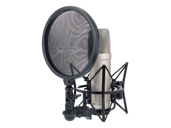 BEHRINGER TM1 Complete Vocal Recording