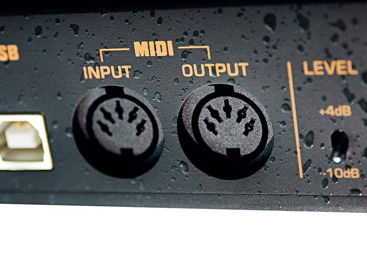 Pedaliera Multieffetto NUX CERBERUS Controller MIDI