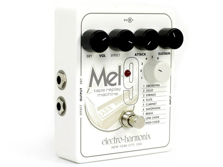 ELECTRO HARMONIX MEL9 Tape Replay Machine | Strumenti Musicali  net