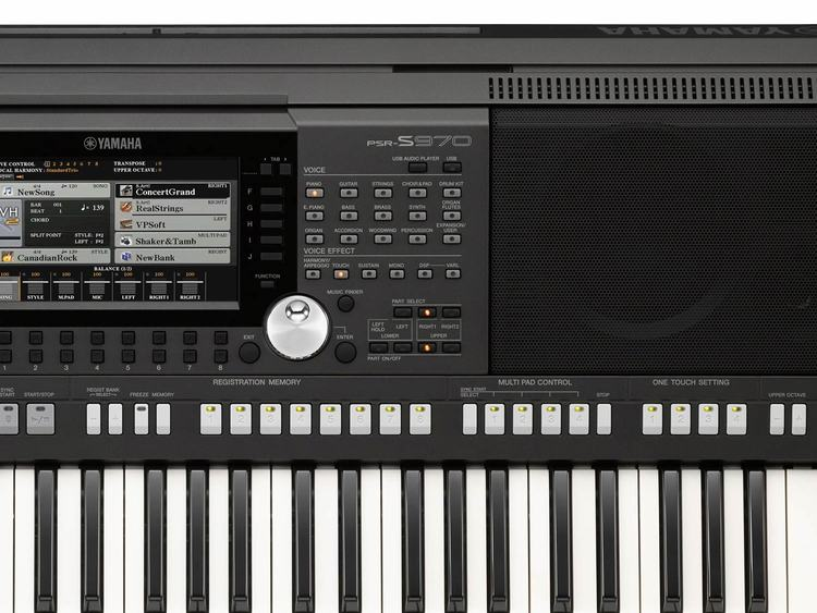 YAMAHA PSR S970 | Strumenti Musicali  net
