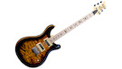 PRS SE Custom 24 Vintage Maple Limited Black Gold Burst