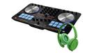 RELOOP BeatMix 4 MKII + RHP5 Leaf Green Omaggio!