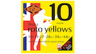 ROTOSOUND R10-2 Roto Yellows Double Decker