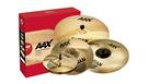 "SABIAN AAX Promo Set + X-Plosion Crash 18"" in omaggio"